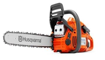 HUSQVARNA Benzin-Kettensäge 450 E 2,4 kW 45 CM